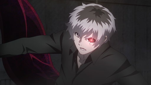 Tokyo Ghoul  S03E02 (Sub) member: Fragments