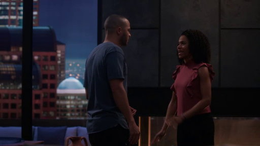 S14E19 Maggie Confronts Jackson About Kissing April