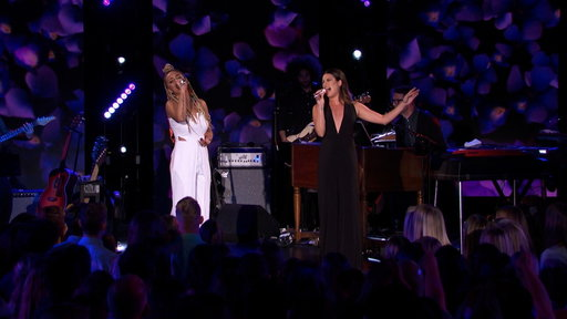 S1E12 Jurnee and Lea Michele's Duet