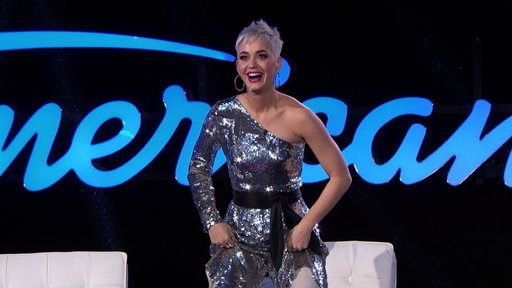 S1E12 Katy Perry Has Another Wardrobe Malfunction
