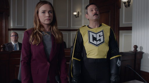 For the People S01E06 Everybody's a Superhero