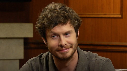 Larry King Now S06E113 Anders Holm on 'Champions,' 'Game Over, Man!' & Eggplant Emojis
