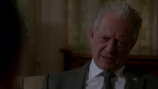 S7E18 Cyrus Beene Meets with David Rosen