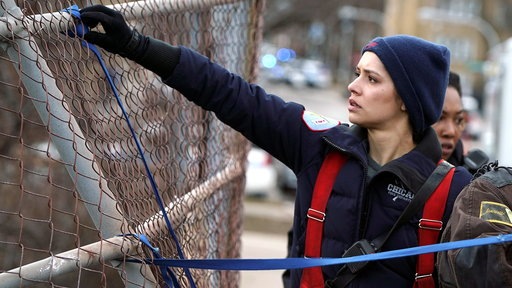 Chicago Fire S06E19 Where I Want to Be