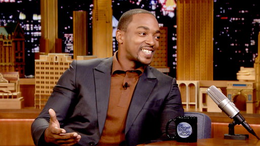 The Tonight Show Starring Jimmy Fallon S05E112 Anthony Mackie, Ralph Macchio, Kiry Shabazz