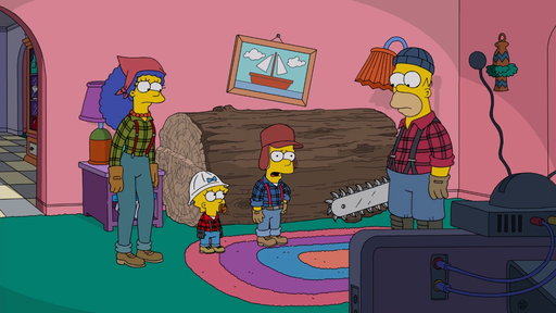 The Simpsons S29E17 Lisa Gets the Blues