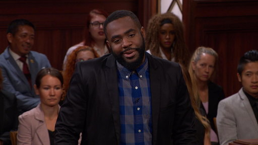 Divorce Court S19E137 Freeman vs Rutherford