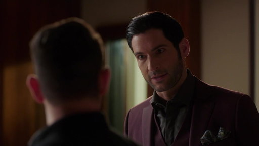 S3E22 Lucifer Takes on the Lead Detective Role