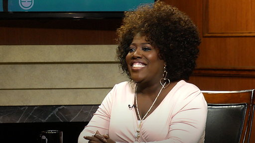 Larry King Now S06E116 Sheryl Underwood on Trump, Richard Pryor, & penis jokes