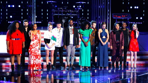 The Voice S14E20 Live Top 12 Eliminations
