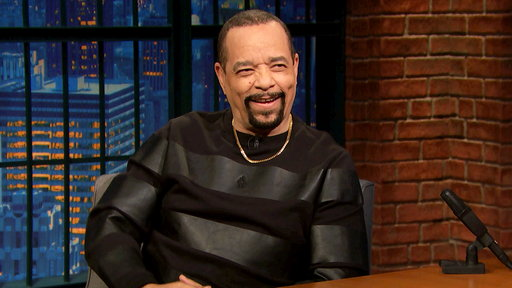Late Night with Seth Meyers S05E93 Ice T, Sarah Kendzior