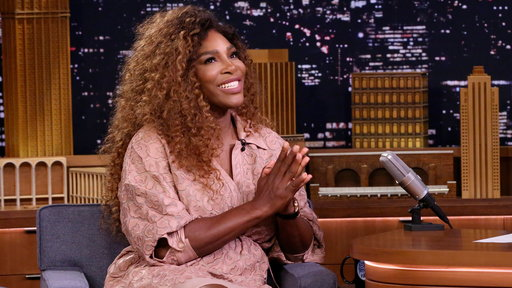 S5E115 Serena Williams Tried to Scare Off Husband Alexis Ohanian When They First Met