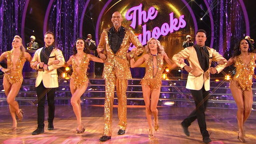 Dancing With the Stars S26E01 Week 1