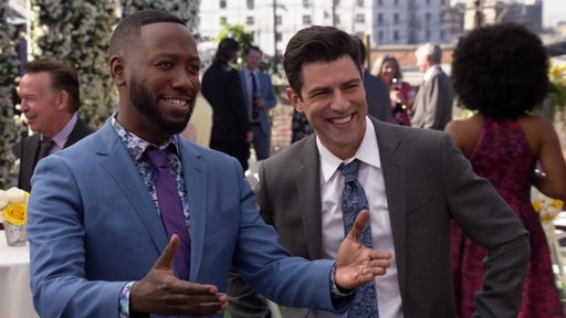 Season 7, Episode #7 The Guys Mingle With Wedding Guests Screenshot