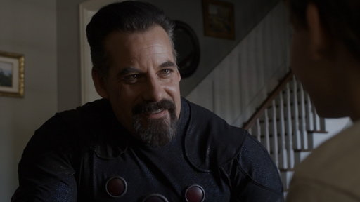 S05E21 Talbot Shows Off His Powers