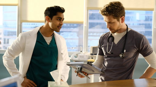 The Resident S01E14 Total Eclipse of the Heart