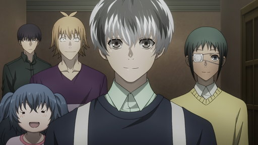 Tokyo Ghoul  S03E07 (Sub) Mind: Days of Recollections