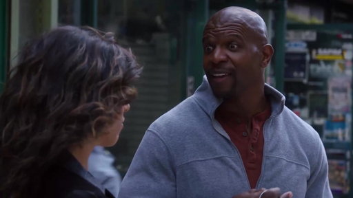 S05E22 Terry Suggests Rosa Continue to Date