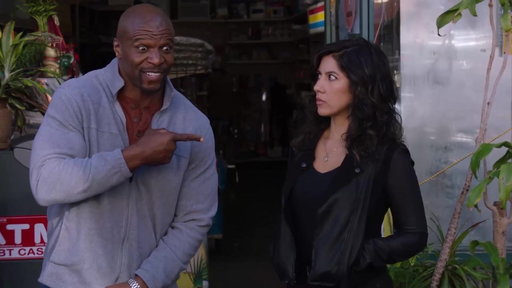 S05E22 Terry Lets the Driver Know Rosa Is Single