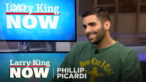 Larry King Now S06E126 Phillip Picardi on Anna Wintour, Lena Waithe, and Queerness
