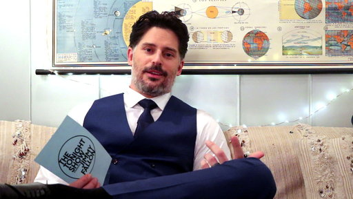 S5E107 Pop Takes: Joe Manganiello Talks Dungeons & Dragons
