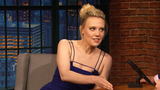 Late Night with Seth Meyers S05E107 Kate McKinnon, Candice Bergen, André Leon Talley