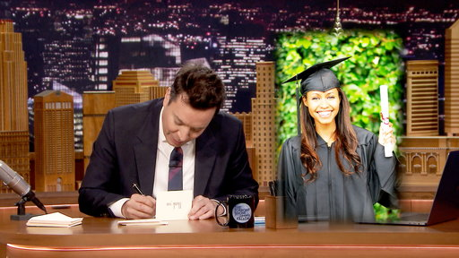 S5E132 Thank You Notes: Diplomas, Kanye West