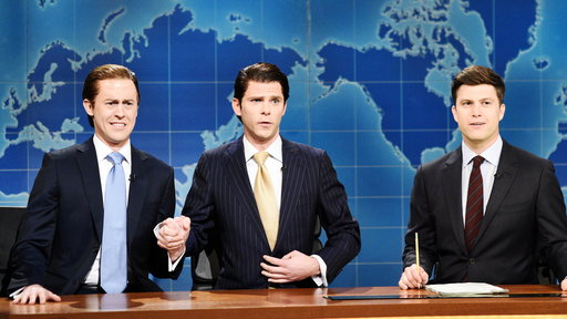 S43E23 Weekend Update: Eric and Donald Trump Jr. on Trump Tower Meeting