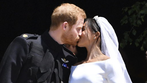 S0E0 Duke and Duchess of Sussex Marry in Fairy Tale Wedding