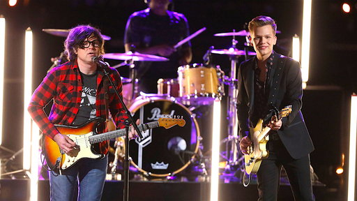 """S14E29 Britton Buchanan and Ryan Adams Duet: """"To Be Without You"""""""
