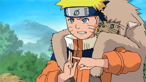 S4E185 (Sub) A Legend from the Hidden Leaf: The Onbaa!!