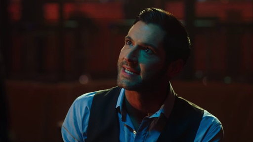 Season 3, Episode #0 Dan Threatens Lucifer To Stay Away Screenshot