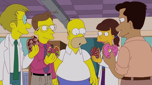 S29E21 Happy National Donut Day