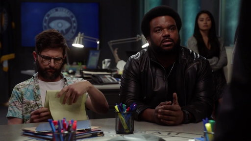 S01E10 The Team Tries To Find New Business