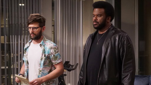 Ghosted S01E10 The Wire