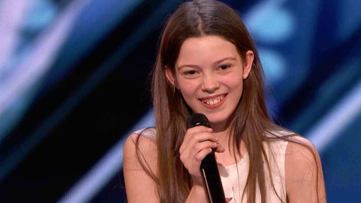 S13E03 Courtney Hadwin: Auditions