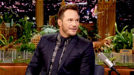S5E141 Chris Pratt, Christina Aguilera