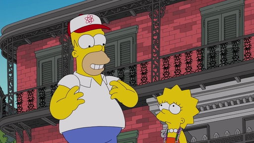 S29E0 Homer's Fathering Odyssey
