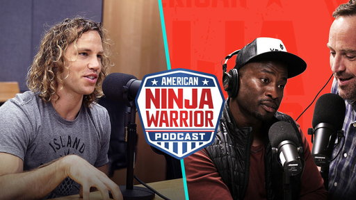 Season 10, Episode #2 American Ninja Warrior Podcast: Grant McCartney Screenshot