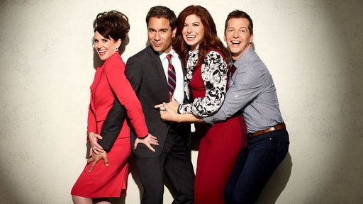 S1E16 Congratulations to Will & Grace on 5 Emmy Nominations!