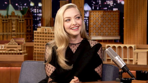 The Tonight Show Starring Jimmy Fallon S05E155 Amanda Seyfried, Daveed Diggs, Wiz Khalifa ft. Swae Lee