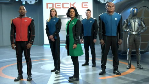 S1E12 Comic-Con 2018 Official Trailer: THE ORVILLE