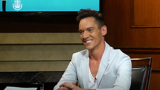 Larry King Now S07E03 Jonathan Rhys Meyers on Elvis, fatherhood, and Hollywood