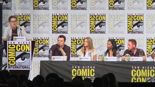 Season 1, Episode #0 The Orville Panel At Comic-Con 2018 Screenshot