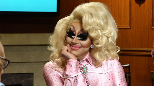 Larry King Now S07E07 Trixie Mattel on RuPaul, Trump, & Tucking