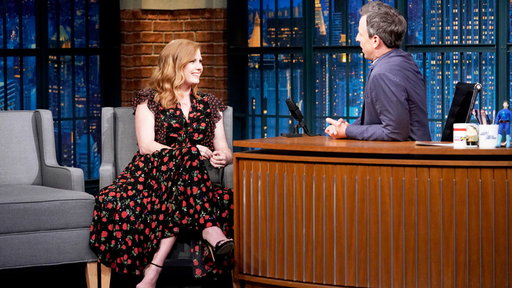 Late Night with Seth Meyers S05E133 Amy Adams, Henry Winkler, Simon Rich
