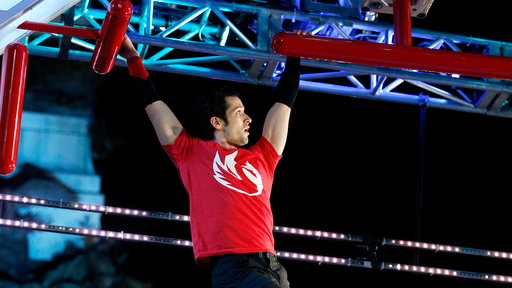 Watch American Ninja Warrior Clip Bootie Cothran Submission Video