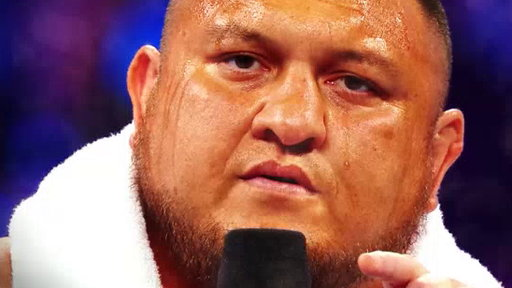 Samoa Joe's Statement