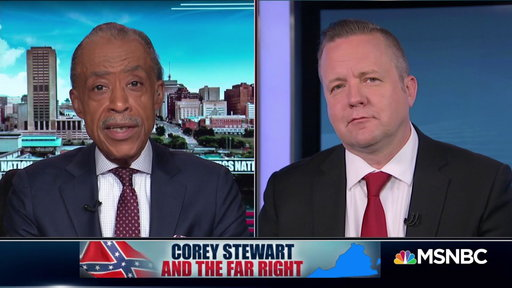 S0E0 Corey Stewart and The Far Right