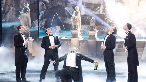 S13E13 Human Fountains: Quarter Finals